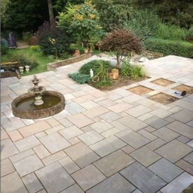 some of our previous landscaping work